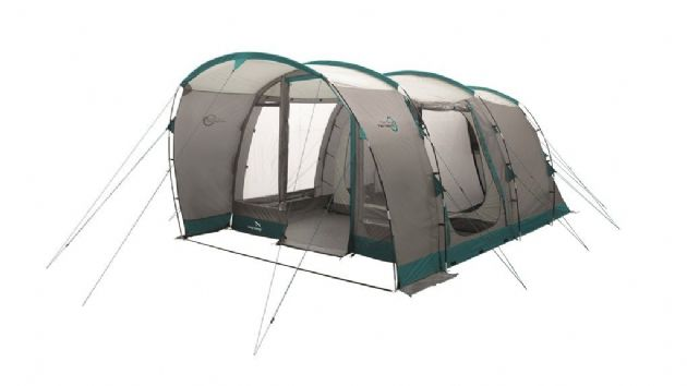 Easy Camp Tent Palmdale 500 Family Camping Tent 2018 - Grasshopper Leisure